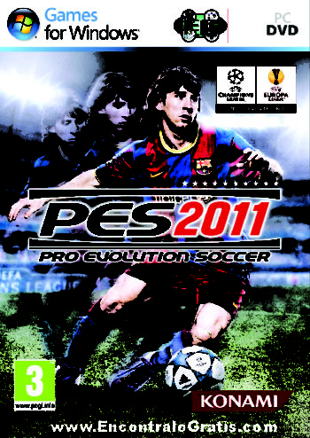 Descargar PES 2011 para PC, Full (1 Link)